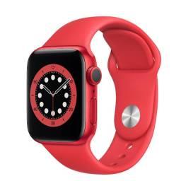 Loja física. Apple Watch series 6 novos lacrados 1 ano apple. loja aberta hoje!
