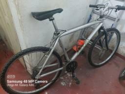 Bicicleta ultra leve, aluminio