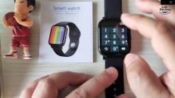Relogio Inteligente Colmi P8 Pró Max Novo Smartwatch Esportes Tela Infinita