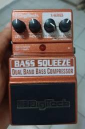 Pedal Bass Squeeze Compressor - para Contra baixo (Somente Venda Não Aceito Trocas)