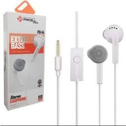 Título do anúncio: Fone De Ouvido Intra-auricular Pmcell Fo-14 Microfone