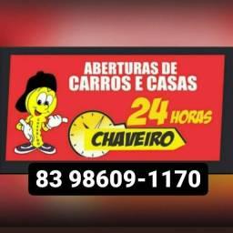 Chaveiro Jampa 24h