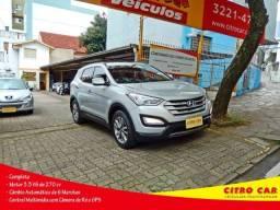 Hyundai Santa Fe 3.3 V6 2014 Excelente Estado