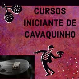 CURSO INICIANTE DE CAVAQUINHO