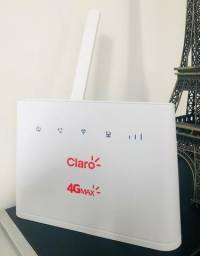 Modem Roteador Claro - 4G MAX - Desbloqueado