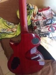 Guitarra ltd ec-200qm
