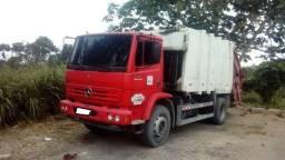 Mercedes 1718 Coletor 15m3 - 2011