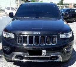 Jeep Cherokee Limited 4x4 Automática Executive D'Luxo - 2015