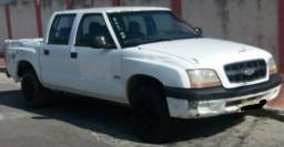 Chevrolet S10 2001 4×4 Pitbull 2.8 Diesel Intercoolada - 2001