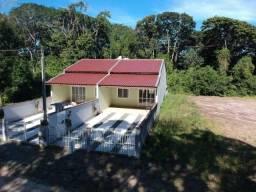 Casa com 2 dormitórios à venda, 90 m² por r$ 198.000,00 - mariluz - itapoá/sc