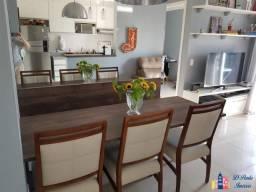 Ap00435 - lindo apartamento no condomínio splendya ii todo mobiliado!