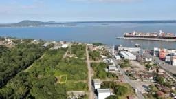 Excelente terreno à venda, 307 m² por r$ 105.000 - santa terezinha - itapoá/sc