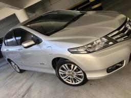 City 2014 LX 1.5 aut - 2014
