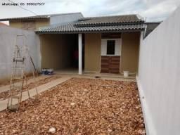 Casa para Venda em Várzea Grande, Mapim, 3 dormitórios, 1 banheiro, 2 vagas