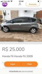 Honda fit lx flex 1.4 manual - 2009