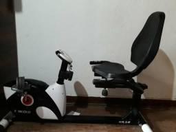 Bicicleta ergométrica magnética com pouquíssimo uso