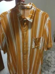 Camisa listrada verão G
