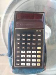 Calculadora Texas instruments sr-40