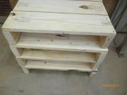 Pallets de madeira R$ 9,00 cada