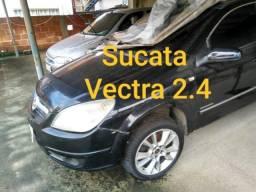 Sucata Vectra 2.4
