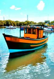 Alugamos Barco de Pesca