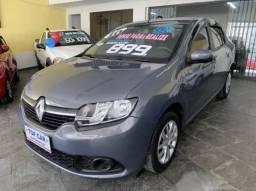 Renault Logan  Expression 1.0 16V (flex) ALCOOL MANUAL - 2016