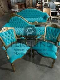 Poltrona,chaise , namoradeira,Luiz xv,cadeira