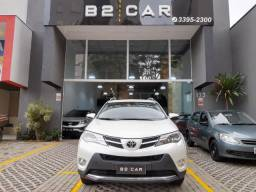 Toyota RAV4 2.0 4x2 16V TOP - Toda Revisada - 2015