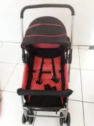 Carrinho de bebê Menina 190 reais
