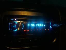 Radio Kenwood semi novo