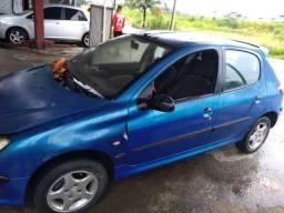 Vendo peças de Peugeot 206