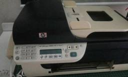 Impressora-hp-officejet j4660 all in one + fax