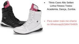 Bota Selten Para Dança, Academia, Treino, Zumba, Fitness.