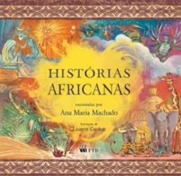 Livro Histórias Africanas
