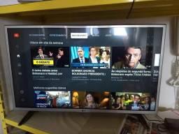 Smart TV LG 32 Polegadas / LED / Full HD / WiFi / Pra vender Hoje