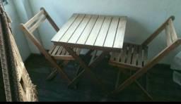 Mesa e Cadeira da Tolk & Stok