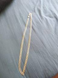 Corrente cordão prata 925