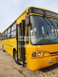 Onibus urbano caio alpha mercedes benz 1620 com 54 lugares - 1996