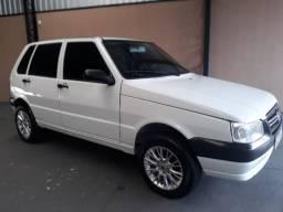 Fiat uno 1.0 4p básico 2010 financia 100% - 2010