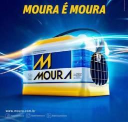 Bateria Moura 60ah ( 18 meses de garantia )