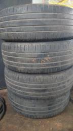 Vendo 4 pneus 215-65-16