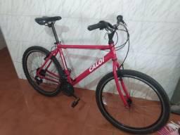 Bicicleta caloi aro 26 21 marchas