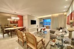 Apartamento à venda com 4 dormitórios em Funcionários, Belo horizonte cod:272294