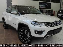 Jeep Compass LIMITED 2.0 4X4 DIESEL AUT.