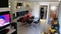 Apartamento à venda com 3 dormitórios em Manaíra, João pessoa cod:33407