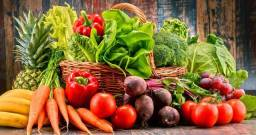 Compro verduras, frutas e legumes