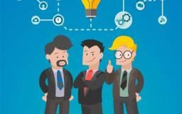 Representante de vendas e função de liderança