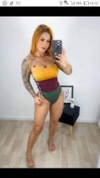 Body Anitta Reggae tamanho único