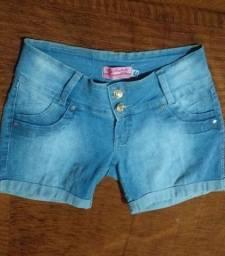 Lindo short jeans Tam 44
