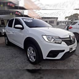 Renault Sandero 1.6 CVT 2020 Automático